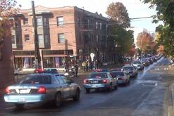 Police procession 2